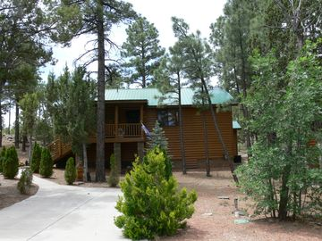 Pinetop cabin rental