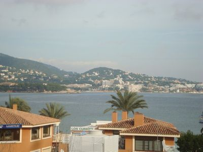 Sunny 2 bedroom apartment in Palma Nova with lovely sea view