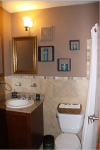 Humacao villa rental - Guest bathroom