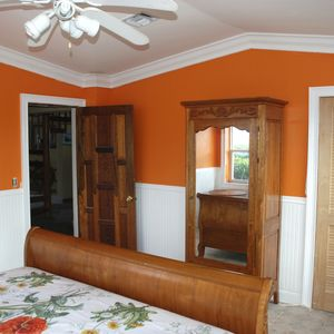 Great Exuma house rental - 2nd Bedroom (alt. view)
