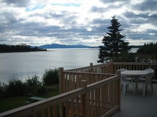 Schoodic Point cottage photo - View from 2nd floor deck