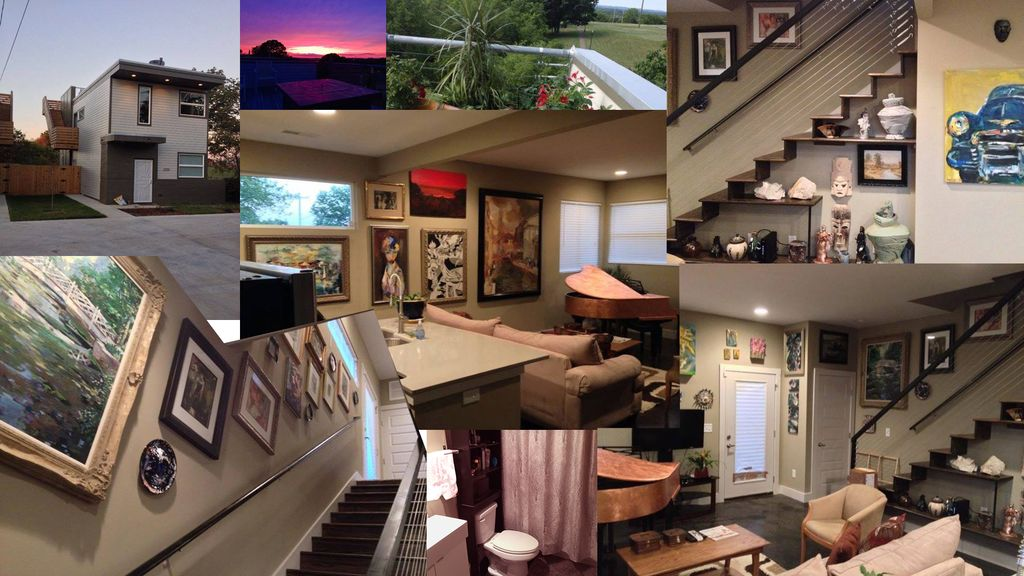 5 min to downtown nashville new modern homeaway for New modern homes nashville tn