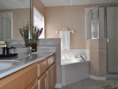 Highlands Reserve house rental - Master En-suite