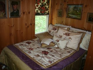 Woodstock lodge photo - Primrose bedroom