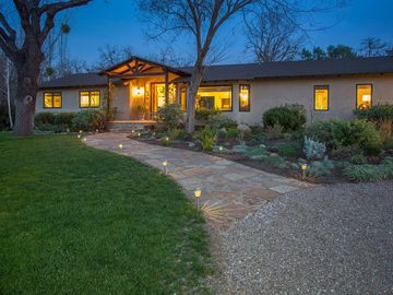 Los Olivos house rental - A great location near the town of Los Olivos