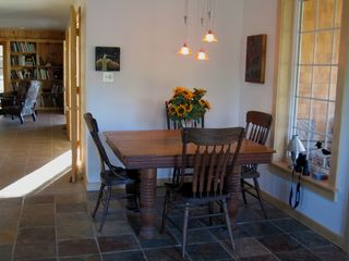 Point Prim house photo - breakfast nook