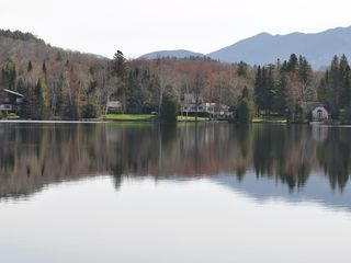 Lake Placid house photo - Lake view 2