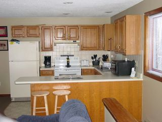 Madison chalet photo - .Kitchen has everything you need.