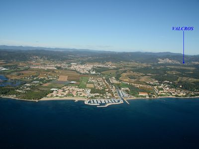 Sea View House and on the peninsula of Giens La Londe les Maures