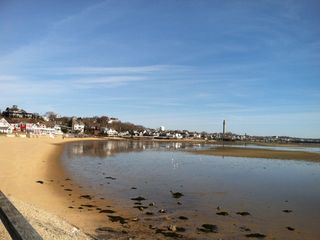 Provincetown condo photo - Beautiful view of P-town from west end