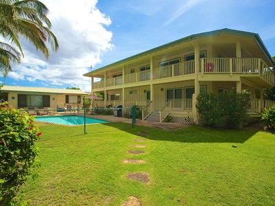 Kekaha cottage rental - Akialoa Beach Property, 2 story house and beach cottage