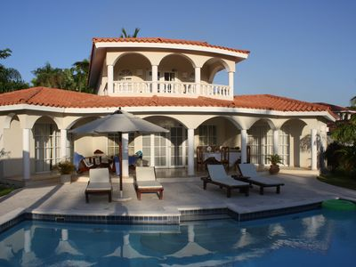 Puerto Plata villa rental - a luxury 3 bedroom villa