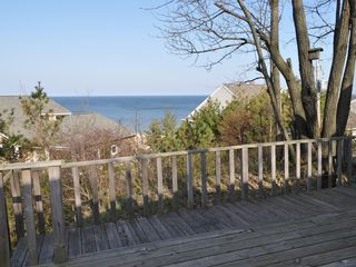 Holland cottage photo - view from deck