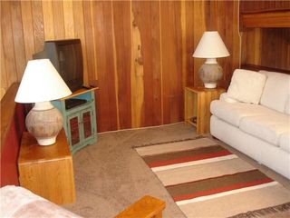 Taos Ski Valley condo photo - Loft above living area