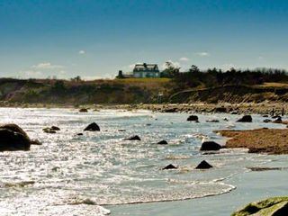 Chilmark house photo - Bluff House Has Spectacular Water Views From Stonewall & Squibnocket Beaches In One Direction To Out Past Gunning Point Into The Atlantic Ocean In The Other