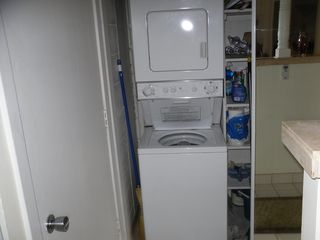Kihei condo photo - Washer/Dryer