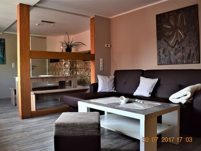 Cozy apartment in quiet but central location - Ferienwohnung 2