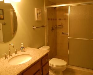 Cape Canaveral condo photo - Guest bathroom