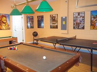 Windwood Bay villa photo - Newly remodelled Games Room