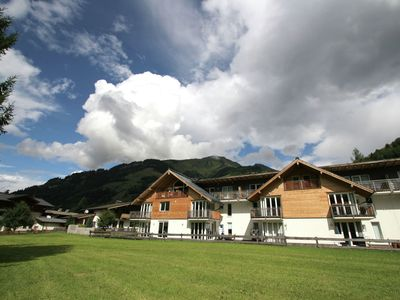 Spacious apartment near the centre of Rauris.