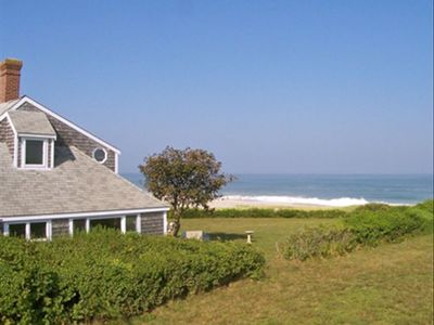 Family Beach Cottage on Large Level Lot Overlooking Nauset Beach & Atlantic