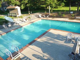 Twin Lakes condo photo - Swimming pool at the clubhouse, free for guest use.