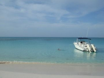 Nassau & Paradise Island townhome rental - After a hard day at the office