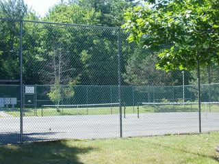 North Conway condo photo - tennis courts