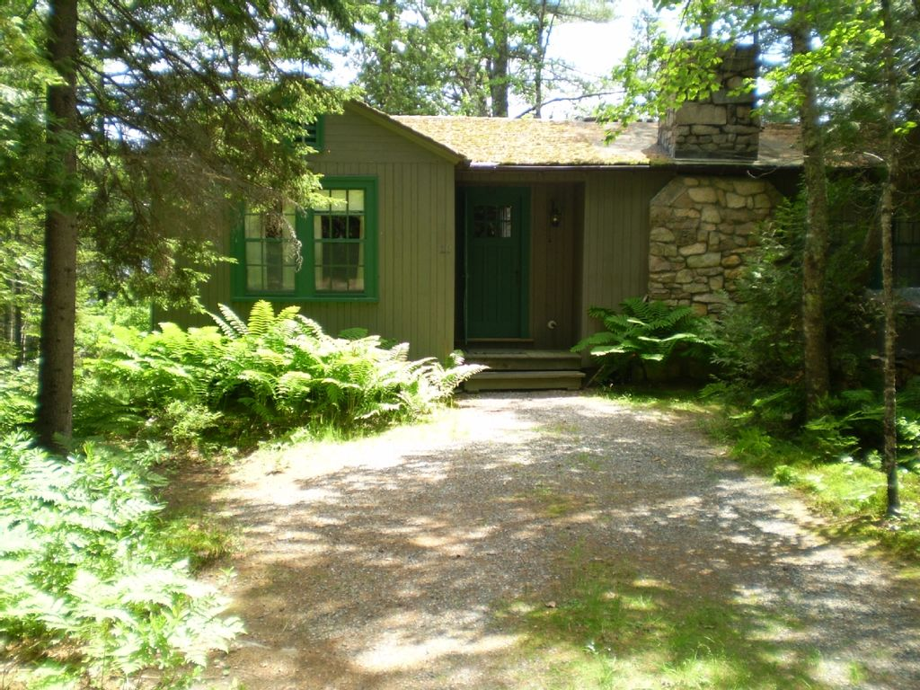 private mount desert island cabin on homeaway long pond