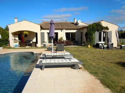 villa of 180 m2 with swimming pool