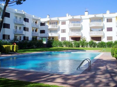 Nice apartment in Calella at walking distance from beach