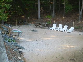 Moneta condo photo - Little private picnic place nearby...