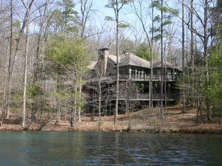 Big Canoe house photo - Great Lake Petit views/access for fishing, sunsets, island exploring and boating