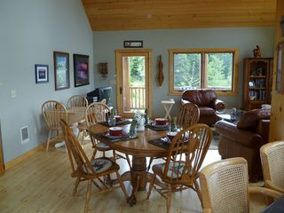 Lake of the Woods cabin photo - Dining for 10 or more
