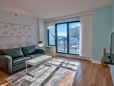 Lovely 1 Bedroom Condo Old Montreal