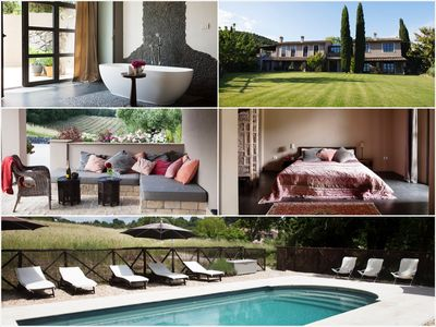 16 (4) MAGIC PRIVATE HOME, LAKE, POOL, ROME, picturesque village, hidden pear