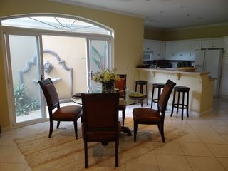 Los Suenos Resort condo photo - There is room and seating for six people at the dining table.