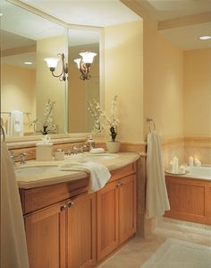 Luxurious Marble Bathrooms