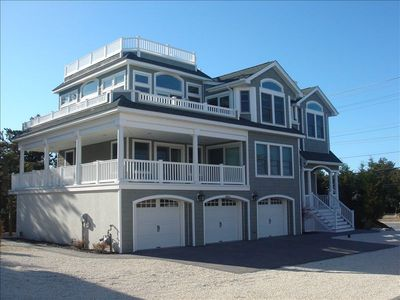 North Beach house rental - New Luxury Home with 4/5 Bedrooms and Multiple Ocean Views, Elevator