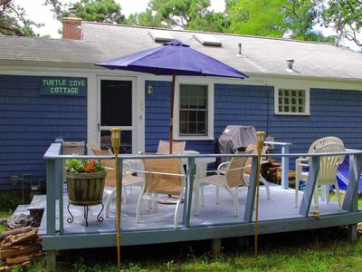 Come to Turtle Cove Cottage for a relaxing, fun-filled holiday or vacation.