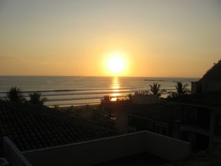 Jaco condo photo - Enjoy a Fabulous Sunset from your own Private Roof Top Patio