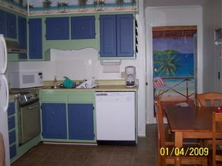 Cherry Grove Beach condo photo - Kitchen