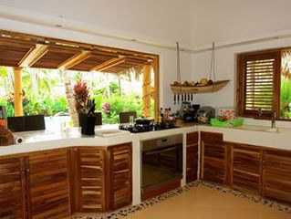 Las Terrenas villa photo - Kitchen fully equiped
