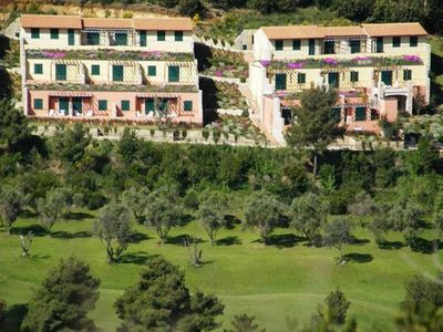 Resort right on the golf course Acquabona, WIFI / WLAN