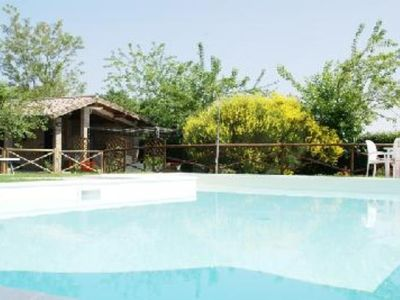 Apartment/ flat - Montepulciano with garden add swimming pool
