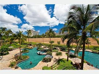 Kapolei villa photo - View of Tropical Lagoon Pools