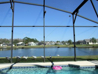 Eagle Pointe Lakeside Pool Villa