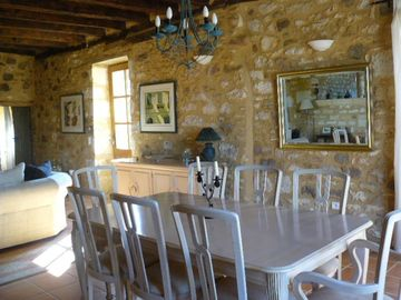 Le Grezier - Dining room