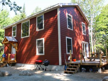 Lamoine house rental - The Maine House