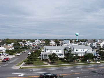 View of Brigantine from the Bayside Deck